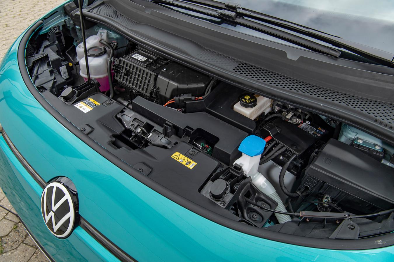 Geen voorste bagageruimte in de nieuwe Volkswagen ID.3