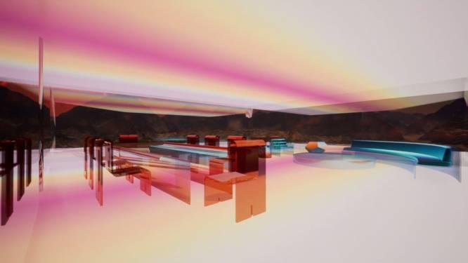 Digitale woning 'Mars House' verkocht voor meer dan 400.000 euro