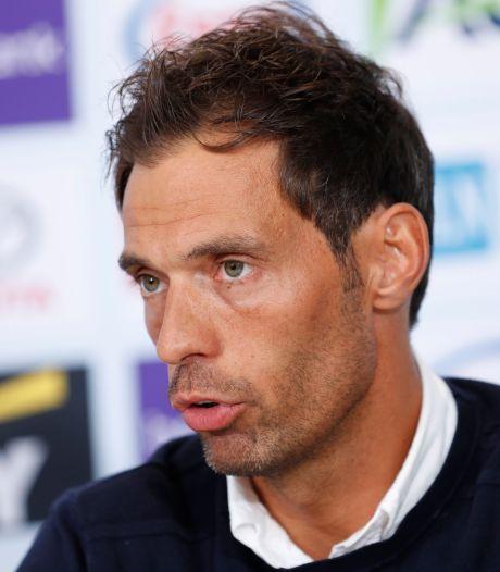 """Vanthourenhout ne s'attendait pas à se priver de Gilbert et Van Avermaet pour sa première année: """"Une déception"""""""