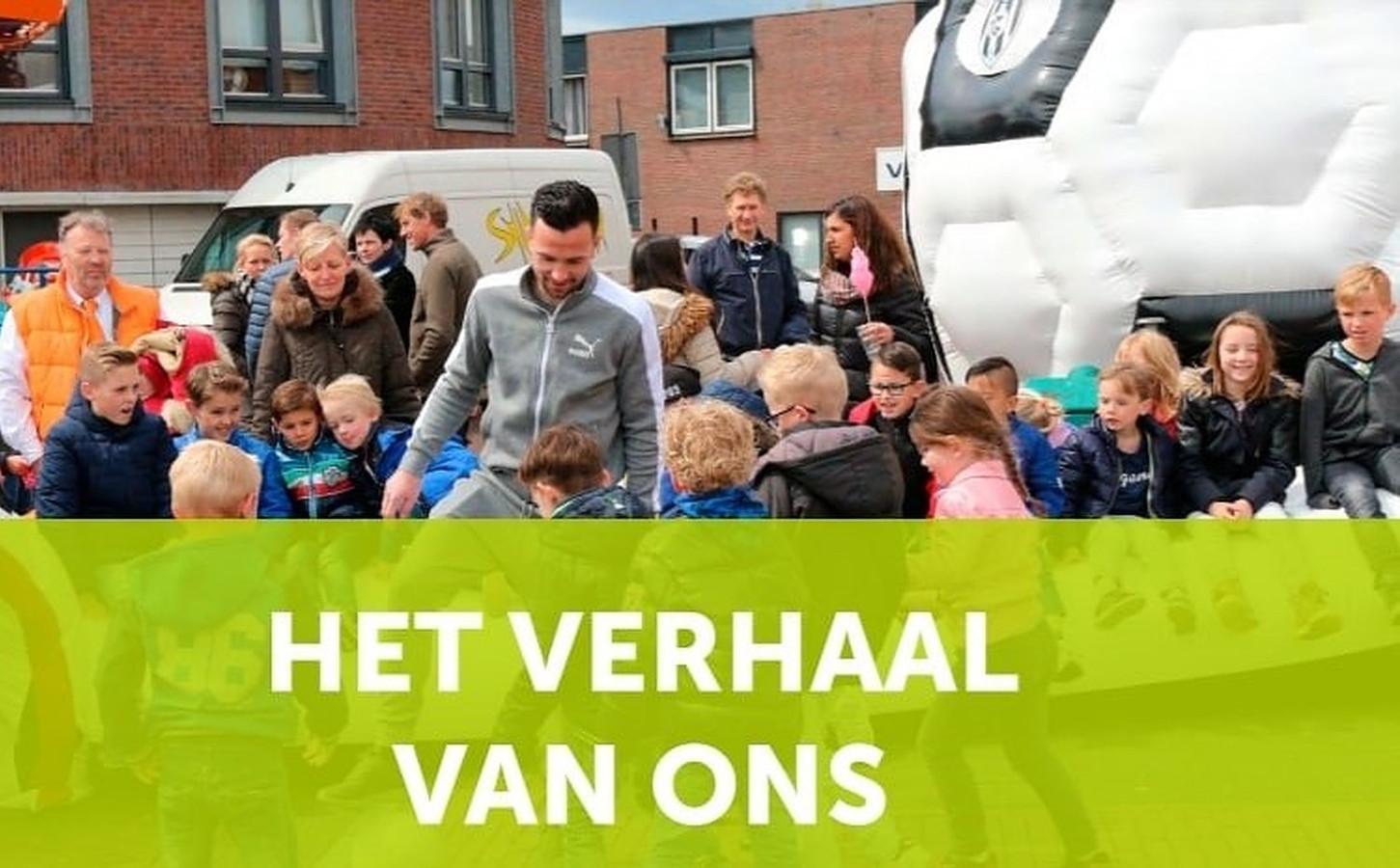Het onderzoek 'Het verhaal van ons' uit eind 2016 moet de basis vormen voor het nieuwe toekomstplan van Wierden.