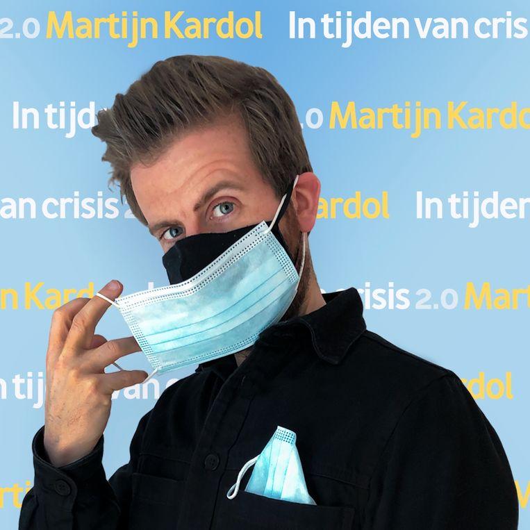 Martijn Kardol. Beeld