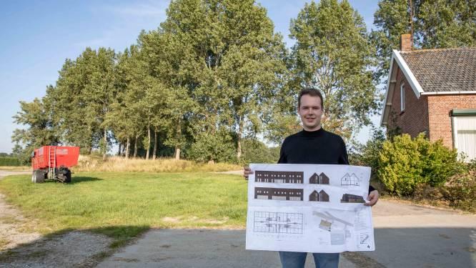 Hotel voor 48 arbeidsmigranten op erf bij Heinkenszand, bouw begint volgend jaar