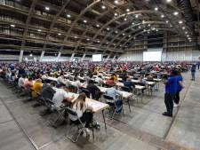 L'explosion du nombre d'inscrits à l'examen d'entrée en médecine est principalement due aux Français