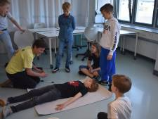 Studenten TU Delft werken met scholieren aan veiligheid in de wijk