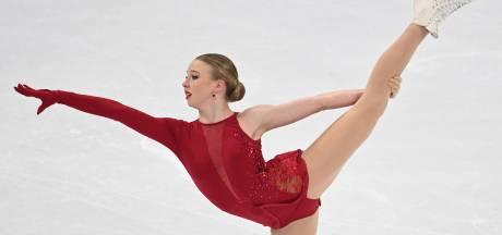 Kunstschaatsster Lindsay van Zundert stormt top-20 binnen op WK: 'Het is echt ongelooflijk'