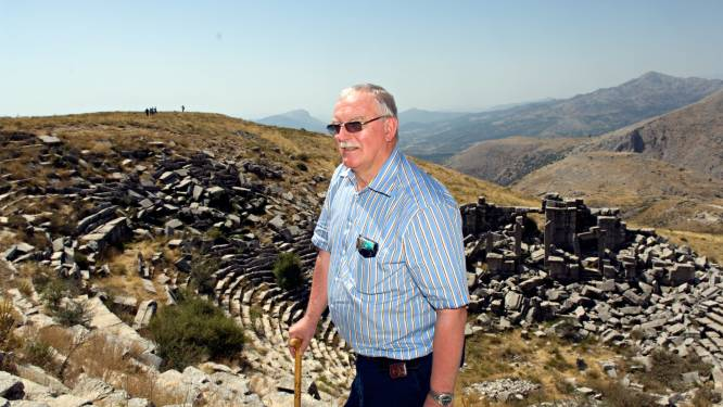 Archeoloog en Waregems ereburger Marc Waelkens (72) overleden