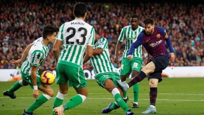 Football Talk. Vanaf komend seizoen opnieuw toeschouwers toegelaten in Spaanse voetbalstadions