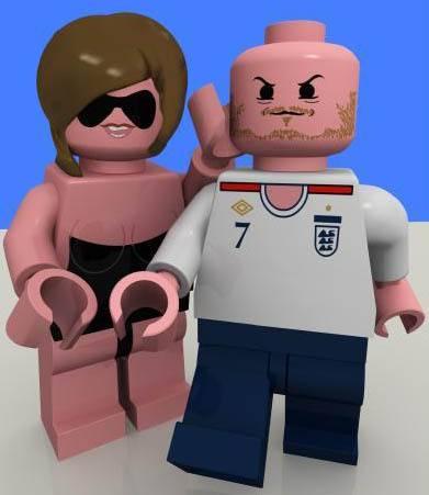 Les Beckham.