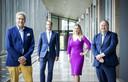 Henk Krol, Jeroen de Vries, Femke Merel van Kooten-Arissenen en Henk Otten gaan samenwerken binnen de Partij voor de Toekomst.