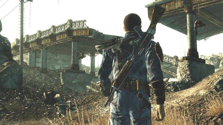 Fallout 3 Beeld Humo