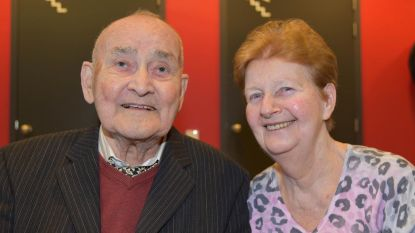 Roger en Nicole zijn 60 jaar getrouwd