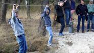 Bezoekers gaan op avontuur aan Zilvermeer