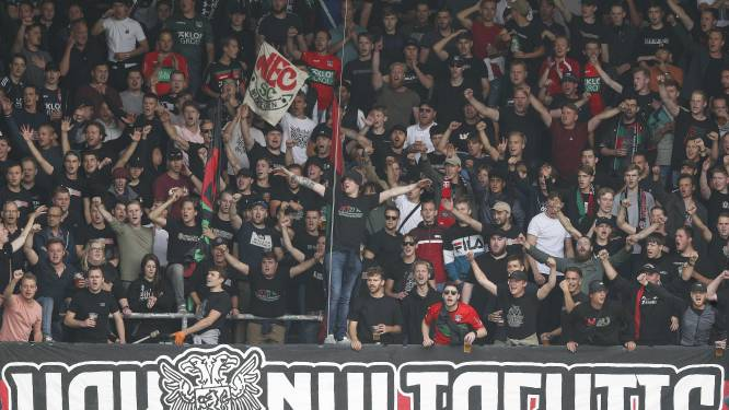 Vitesse, NEC en De Graafschap blij met volle stadions,  geen vrees voor drukte: 'Niet zeuren, maar regelen'