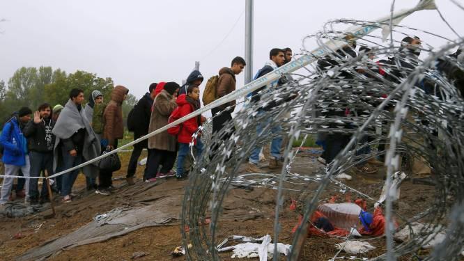 Hongarije sluit grens met Kroatië