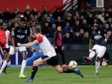 Lewis (Willem II): 'Ik kon de bal lekker afsnoepen'