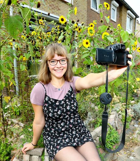 Vlogster Eva (16) is voor de camera gewoon zichzelf