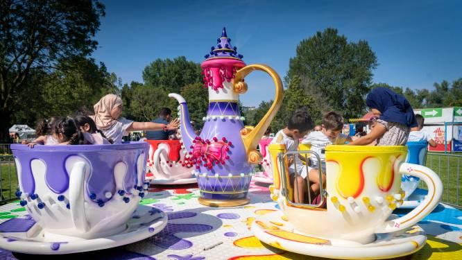 Ramadan Kinderfeest in Arnhem was dit weekend smeerolie tussen culturen: 'Iedereen was welkom'