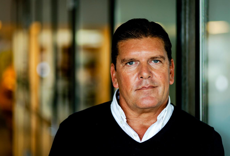 Frank Masmeijer. De oud-presentator zat acht maanden in een Antwerpse cel wegens zijn vermeende betrokkenheid bij cocainehandel.