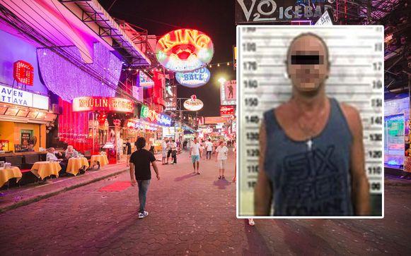Een 57-jarige Belg riskeert een enorm zware straf voor het dealen van cocaïne in de Thaïse badplaats Pattaya.