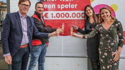 Jonge dame wint miljoen euro
