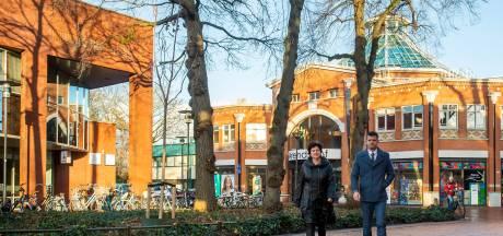 Voorlopig akkoord over 'bankenplein' Oosterhout: van winkels naar wonen