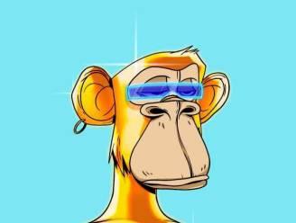 Set 'Bored Ape'-NFT's op online veiling onder de hamer voor 24 miljoen dollar