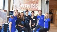 Evy Gruyaert houdt mensen fit met online workouts