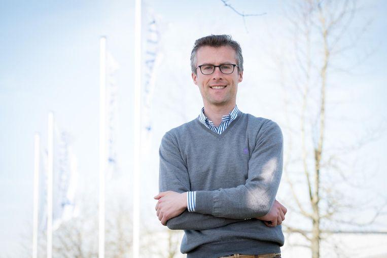 """Wim Cuypers van Edialux wil iedereen geruststellen: """"We nemen alle mogelijke voorzorgsmaatregelen."""""""
