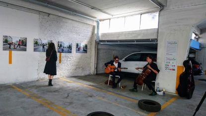 Fototentoonstelling 'Pak ze aan, de Turnhoutsebaan' opent in eerste Citibee mobiliteitshub