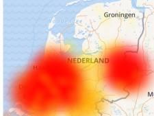 Geen internet, telefoon en televisie via kabel door grote storing bij Caiway