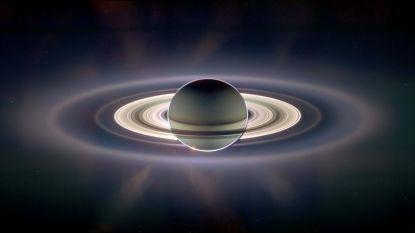 Saturnus breekt alle records met een totaal van 82 manen