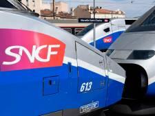 Un TGV visé par des tirs à Marseille