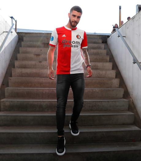 Senesi tekent contract voor vier jaar bij Feyenoord: 'Groot verdedigend talent'