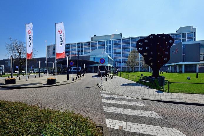 Het ziekenhuis in Roosendaal. Marianne Bronsdijk uit Roosendaal zou het prima vinden als beide steden hun eigen ziekenhuis houden.