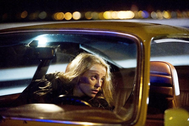 Still uit 'The Bridge', een van de Deense series die recentelijk de wereld veroverden. Beeld ZDF