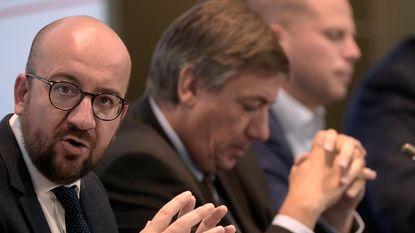 """Na kritiek van oppositie: """"De hele Belgische regering is het oneens met de maatregel van Trump"""""""