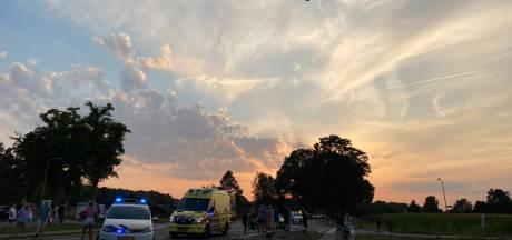 Traumahelikopter naar Warnsveld na ernstig ongeval
