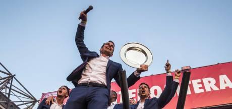 Tienduizenden Tukkers huldigen kampioen FC Twente