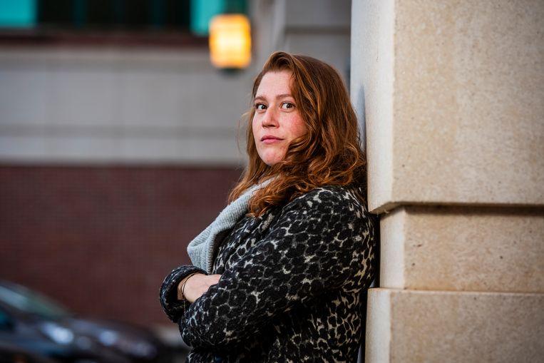 Marjolein Sennes (31) uit Antwerpen Beeld Gregory Van Gansen / Photo News