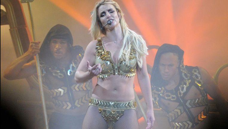 Britney Spears met lesbische seks