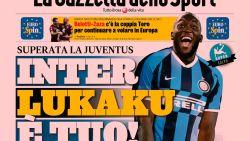 Een reus in het roze: Inter en Italië kijken reikhalzend uit naar Lukaku bij start van Serie A