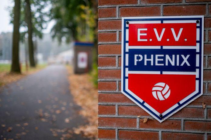 De entree van het Enschedese Phenix.