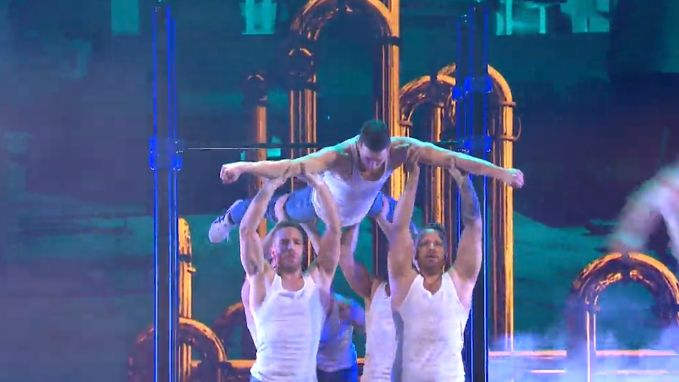 Deze spierbundels blazen de jury van Belgium's Got Talent omver