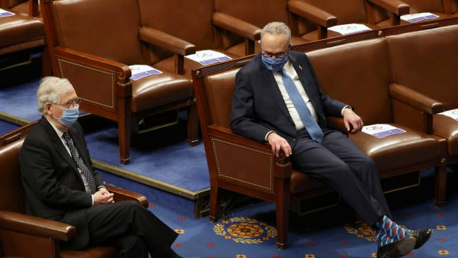 Republikeinse senatoren willen afzettingsproces Trump uitstellen tot midden februari