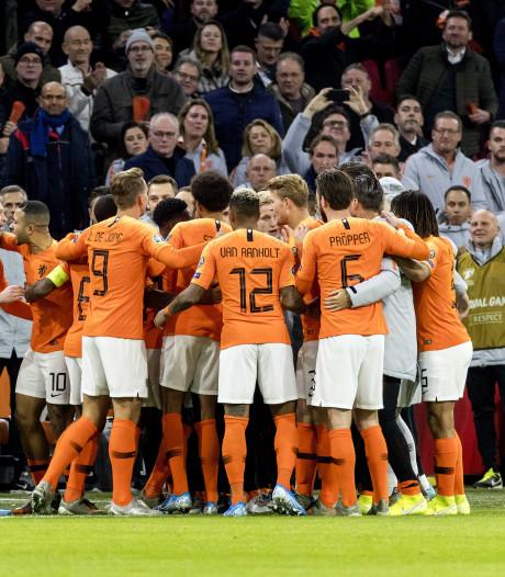 Oranje oefent ook tegen Griekenland en Wales