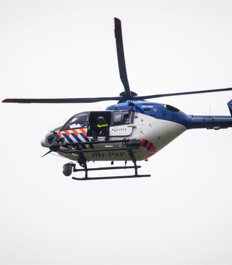 Politie rukt massaal uit voor zoekgeraakte peuters in Veenendaal; jochies gevonden in bouwmarkt