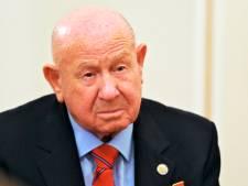 Mort d'Alexeï Leonov, le premier homme à être sorti dans l'espace