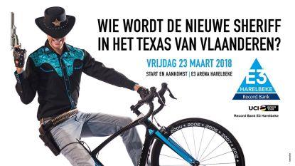 Affiche E3 Harelbeke braver door... Bart De Pauw