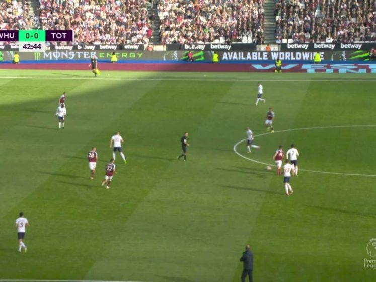 Samenvatting: West Ham United - Tottenham Hotspur