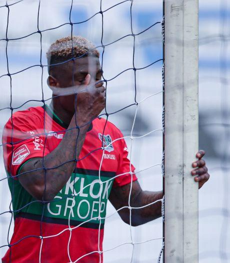 Bukusu baalt na blunder: 'Ik speel de bal blind terug'
